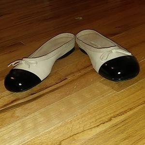 Slide-on shoes